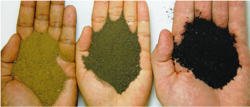 biochar makes soil darker in colour is a robust way to store carbon